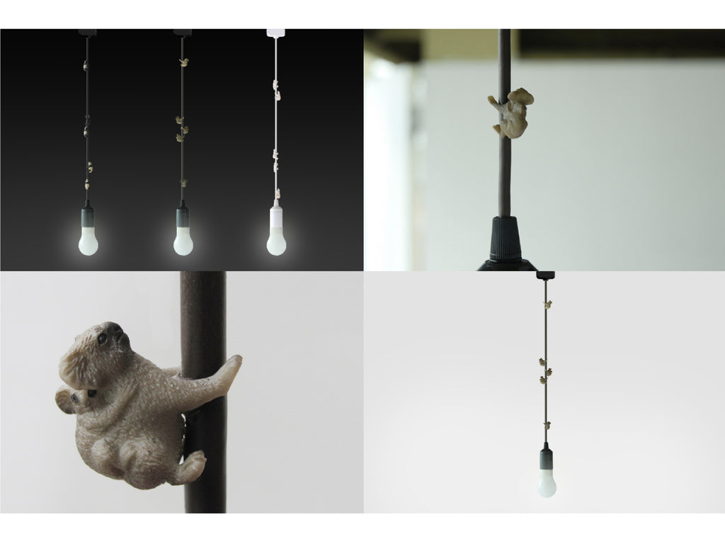 Go Up! Pendant Light