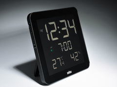 Braun Digital Wall Clock BNC014