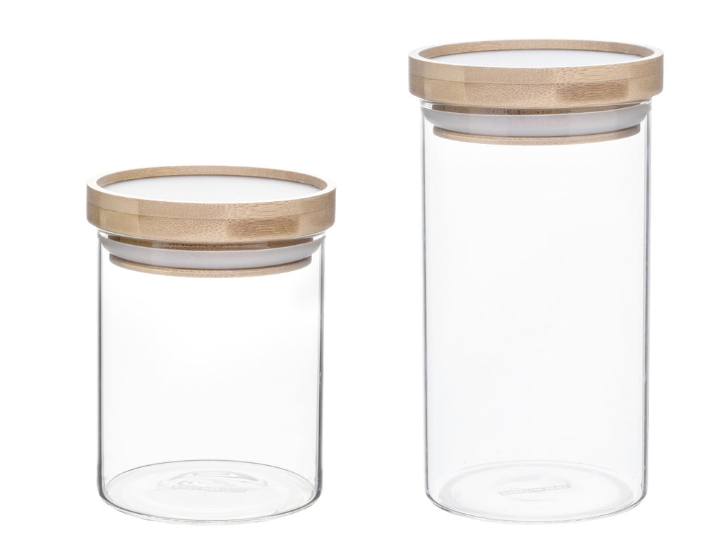 Jar Storage Container
