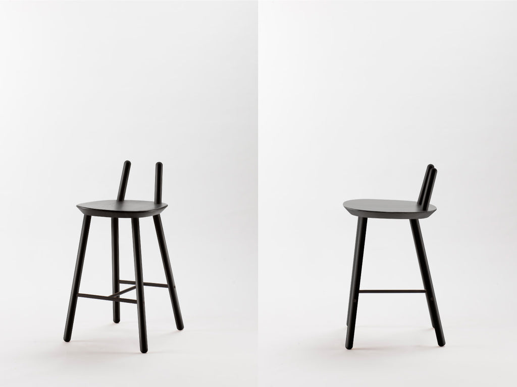 Naïve Semi Bar Chair