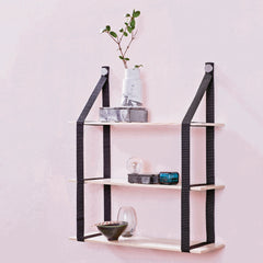 Trapeze Shelf