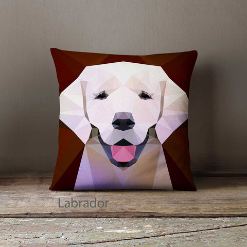 Geometric Dog Pillowcases