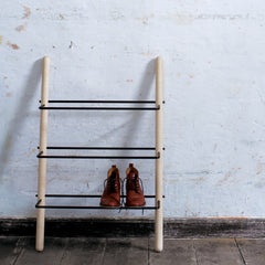 Stick Shoe Rack