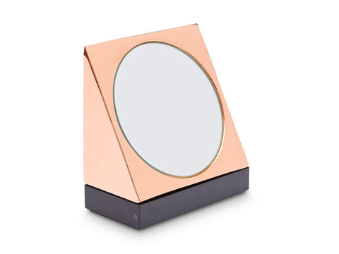 Lid Wedge Mirror