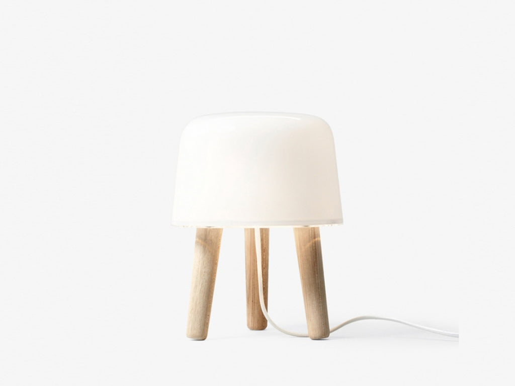 Milk Table Lamp