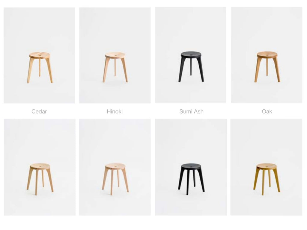 Dovetail Stool