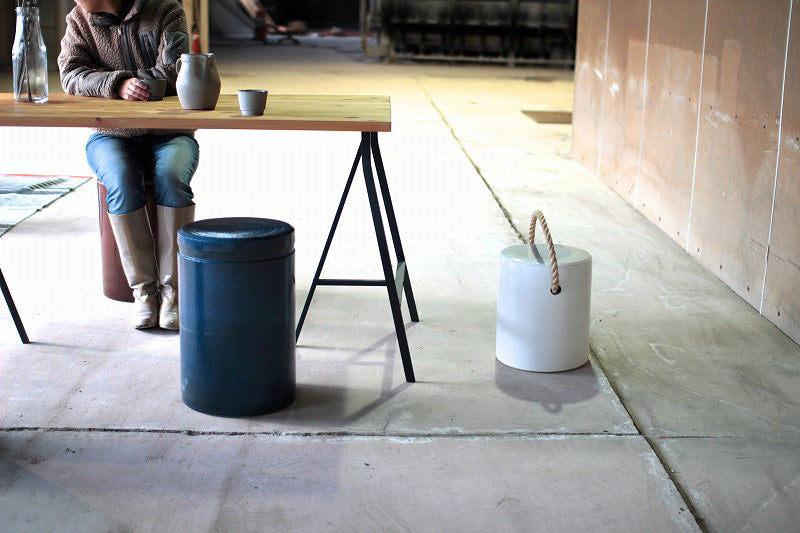 Tonne Stool/Side Table