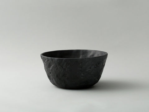 White/Black Bowl