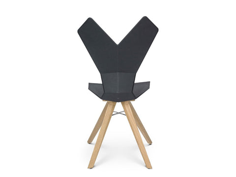 Y Chair Oak Base