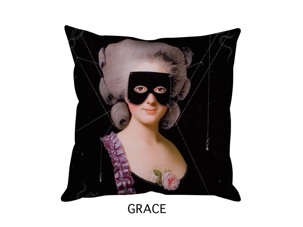 Miss Appropriation Cushions