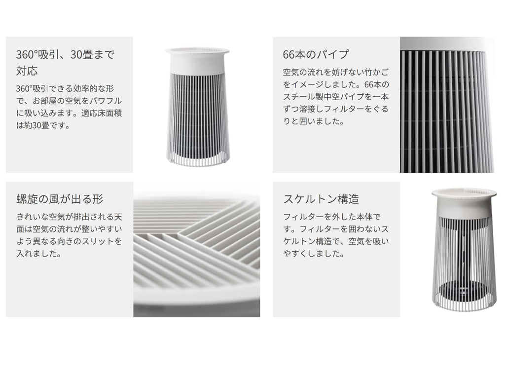 Air Purifier C030