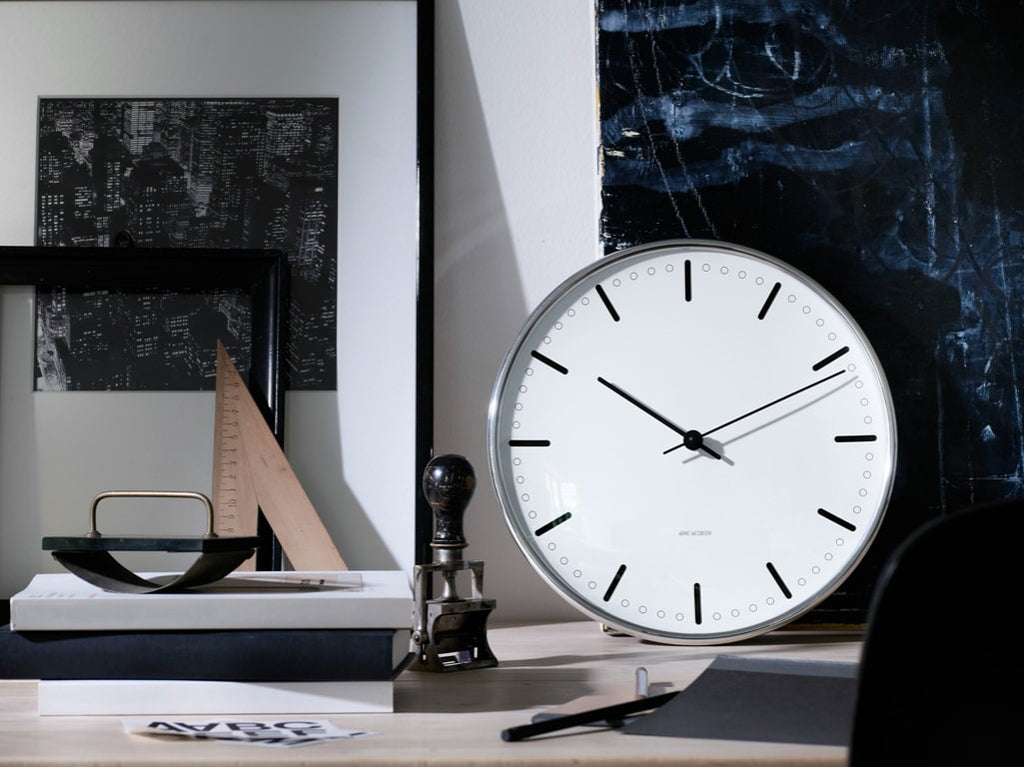 Arne Jacobsen City Hall Wall Clock