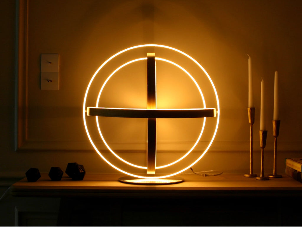 _B612 Table Lamp