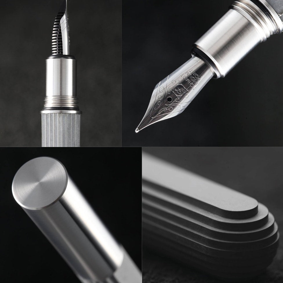 Contour Fountain Pen