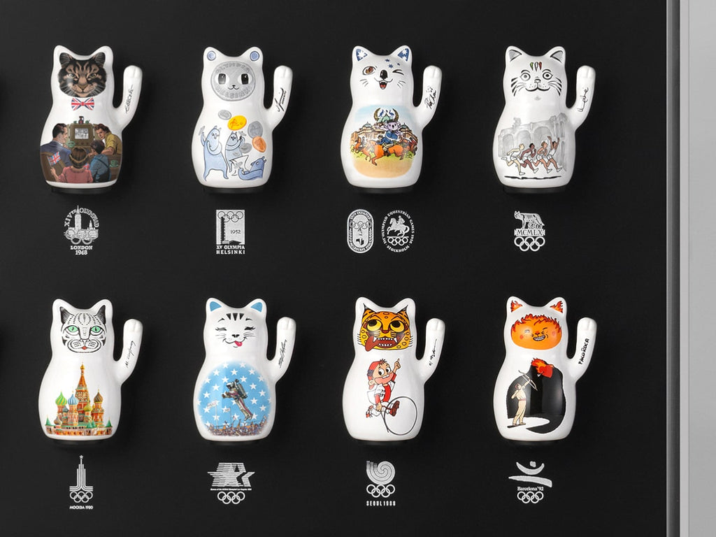 Olympic Heritage Collection 2020 Lucky Cat Edition