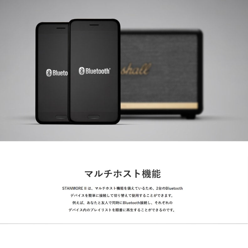Stanmore Ⅱ Bluetooth