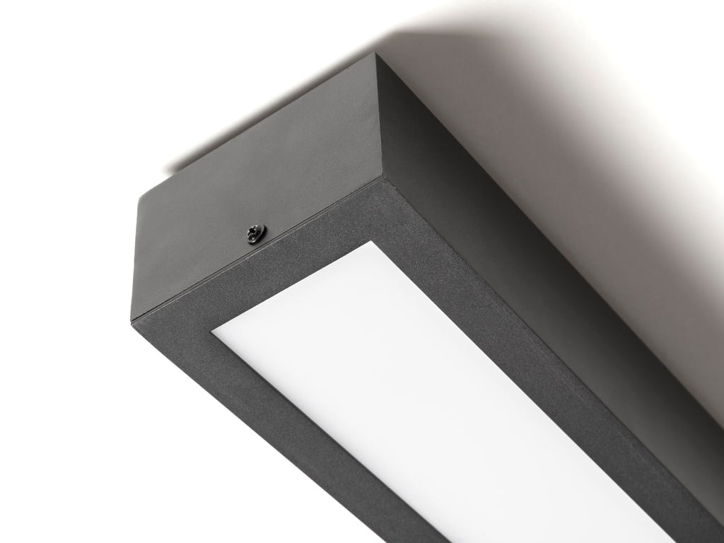 Stand Worker LED Ceiling Light Straight
