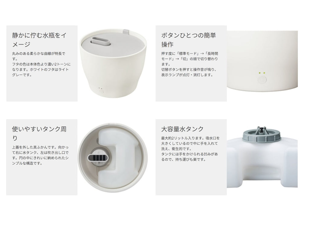 Steam Humidifier Z210