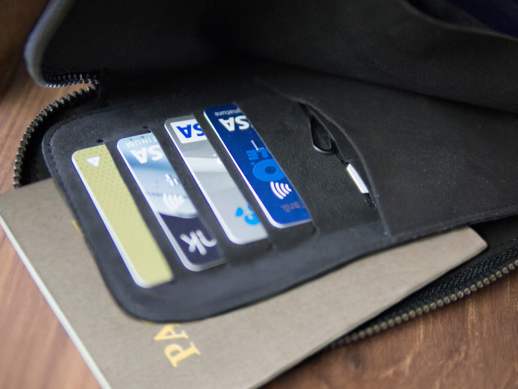 Travel Phone Wallet
