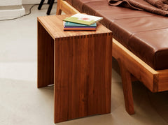 Ulm Stool Walnut