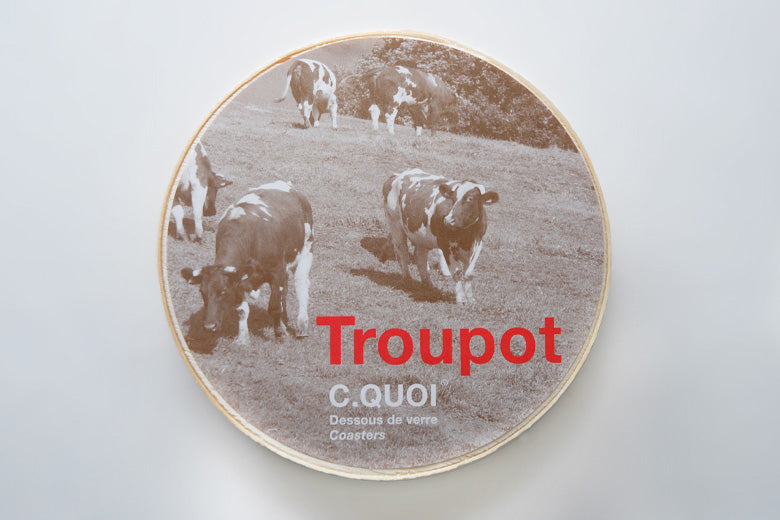 Troupot Coasters (set of 6)