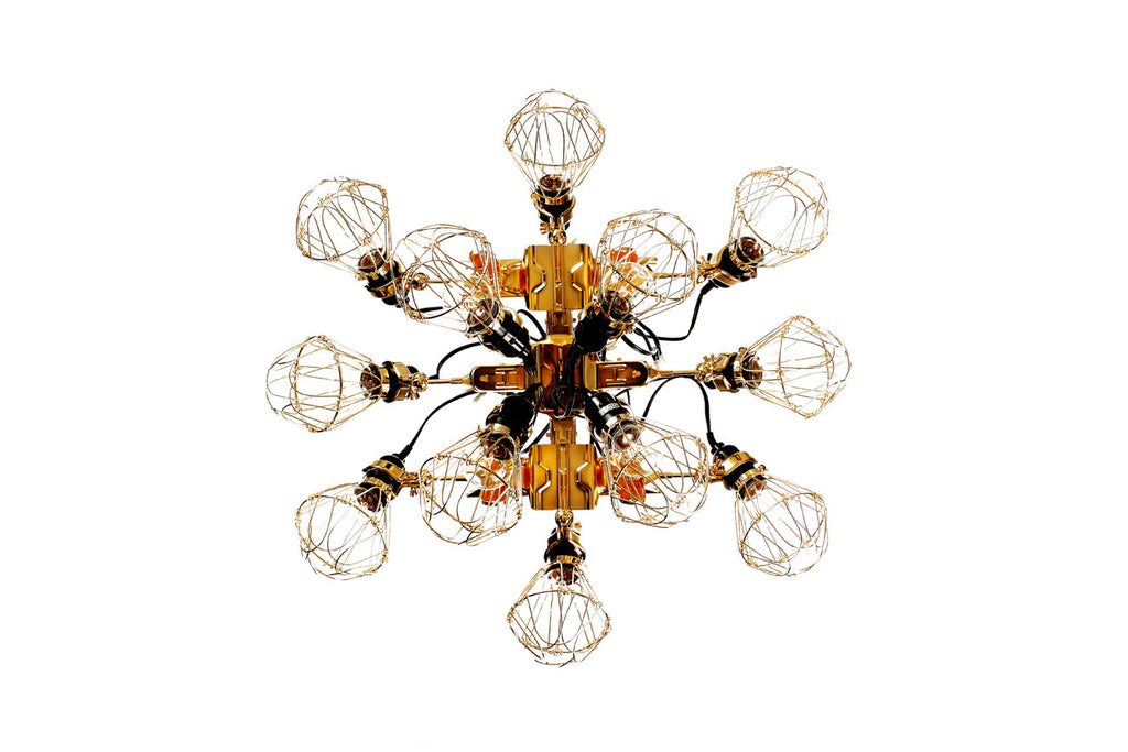 Reconstruction Chandelier