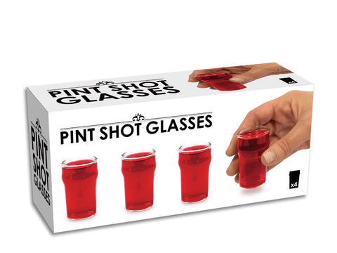 Mini Pint Shot Glass