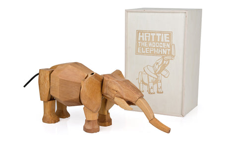 Hattie the Elephant