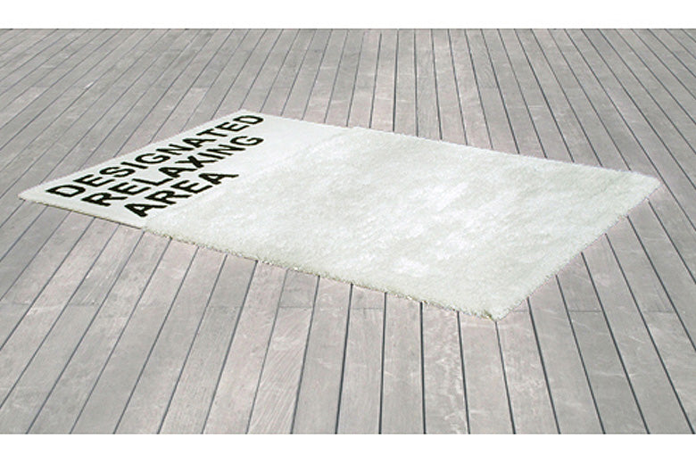 Designated Relaxing Area Rug