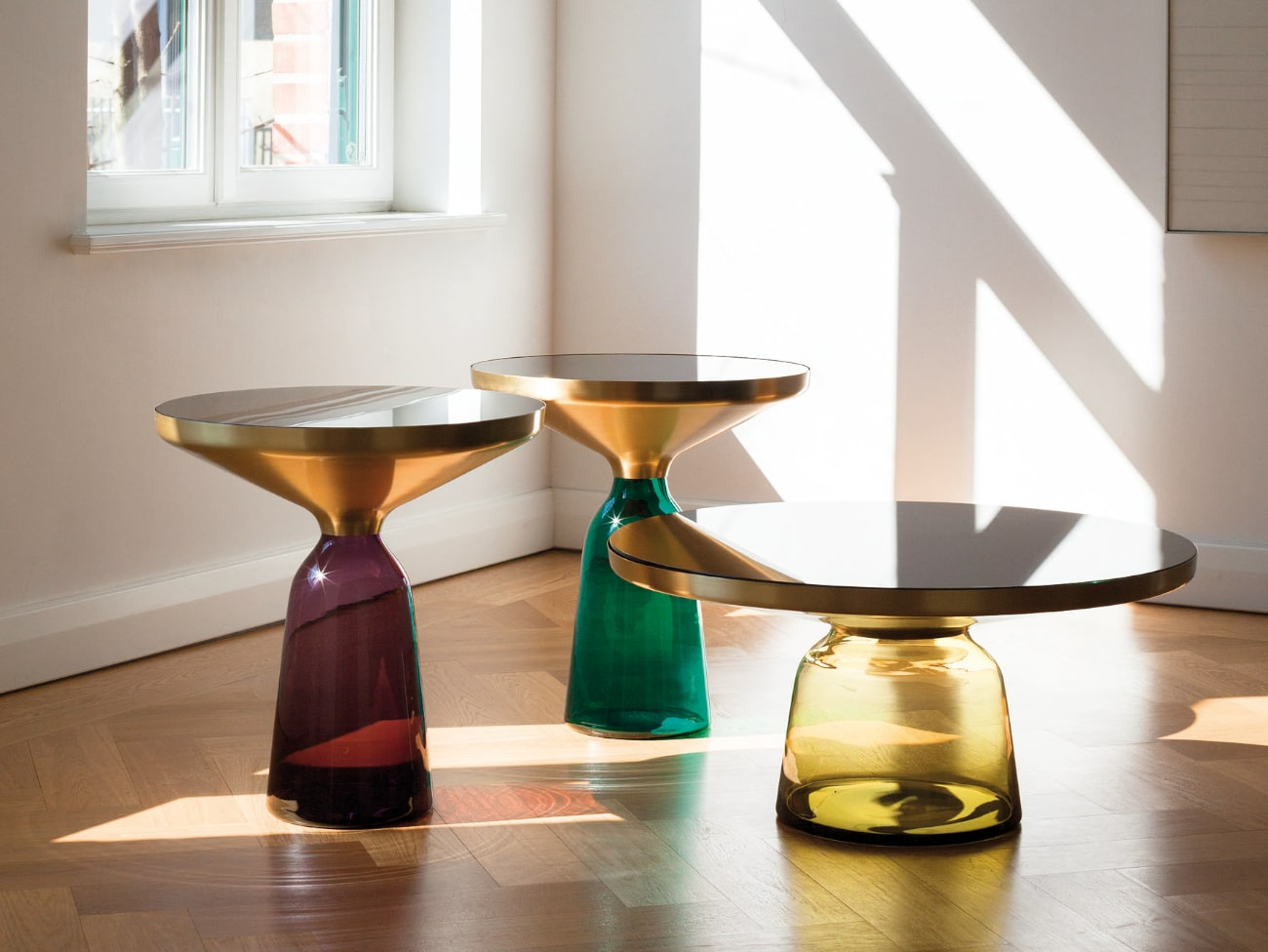 Bell Side Table/Coffee Table