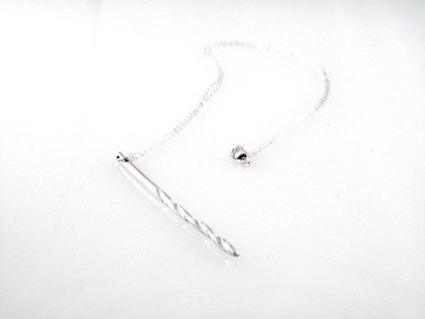 Drill Bit Necklace