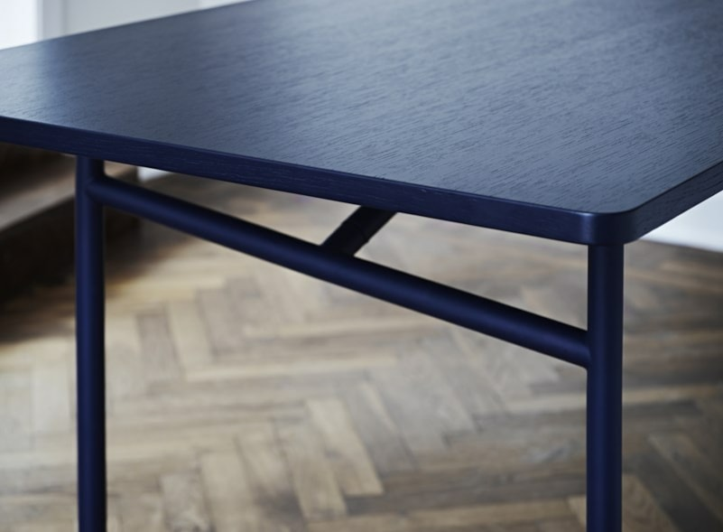 Diagonal Dining Table