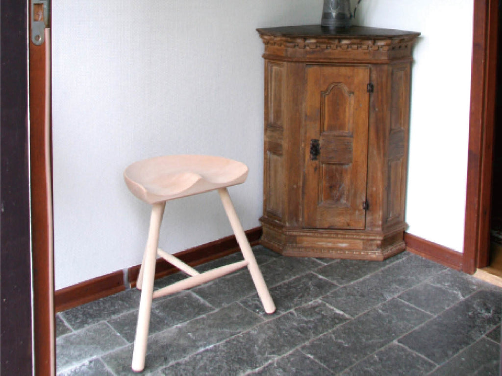 Shoemaker Chair No.49 Black Seat