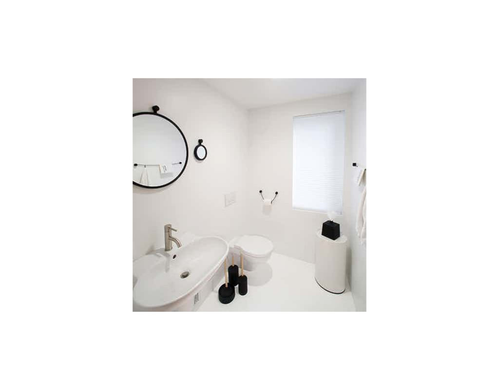 Hanging Wall Mirror L B