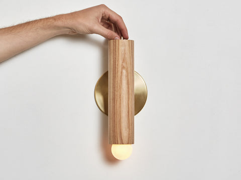 Lodge Sconce