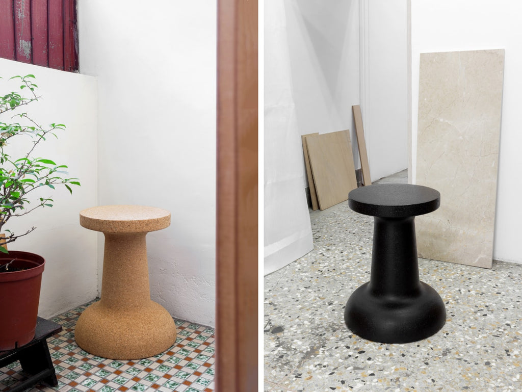Pushpin Stool/Side Table