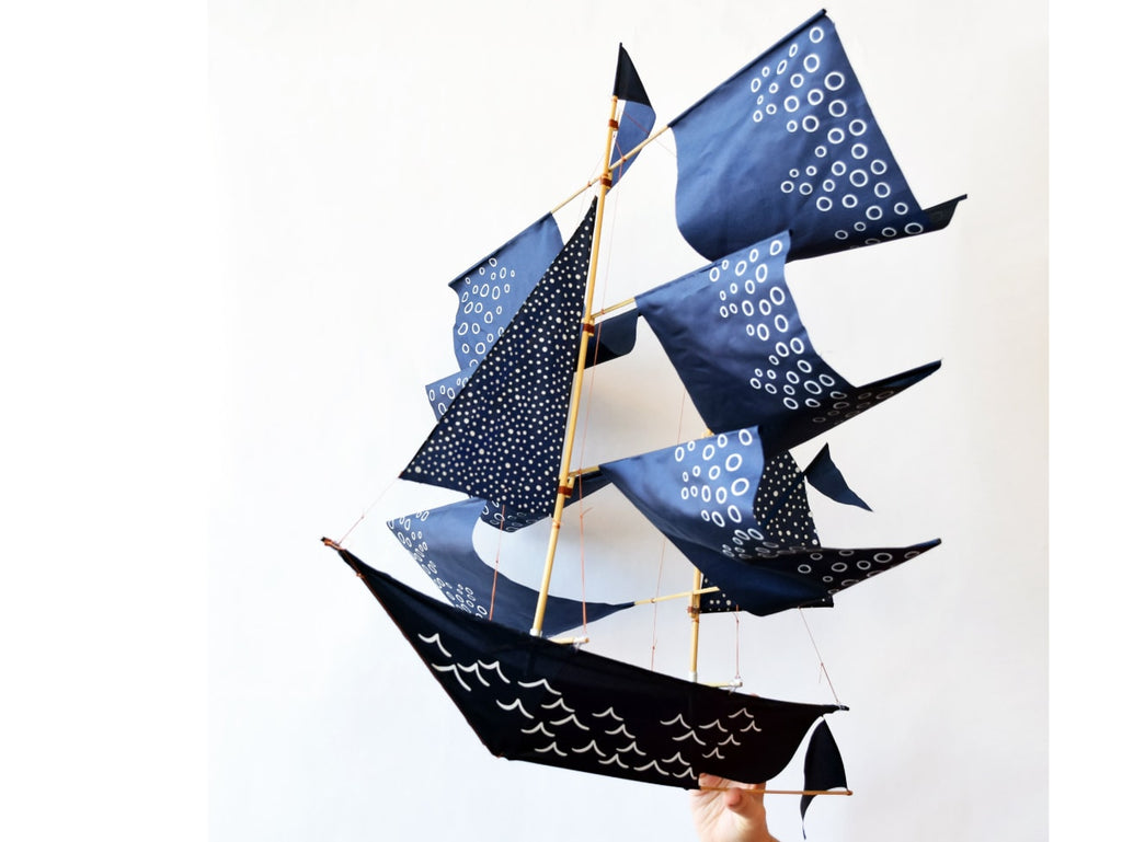 Sailing Ship Kite Limited Edition