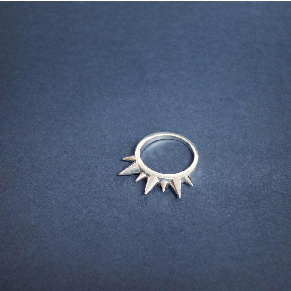 Spikes Ring