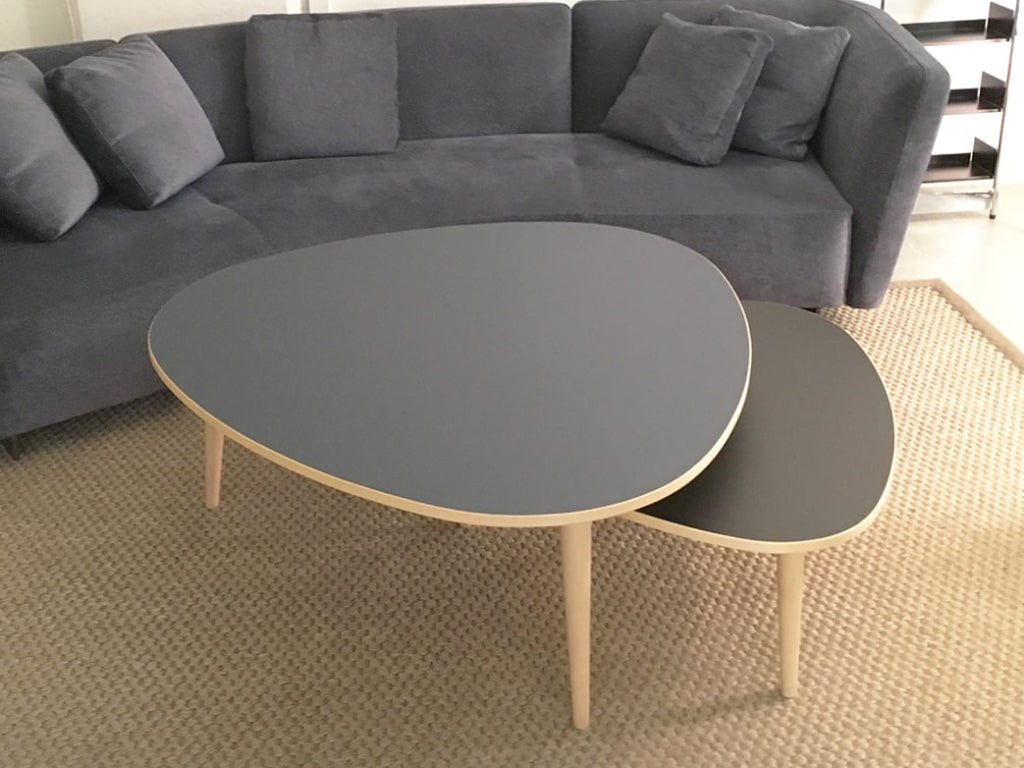 Three Round Table