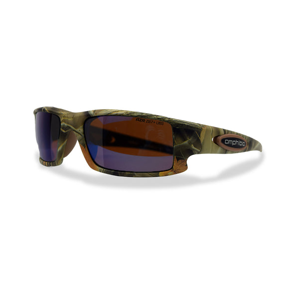 Matte Camo Frame with ANSI Rated Vapor Lens