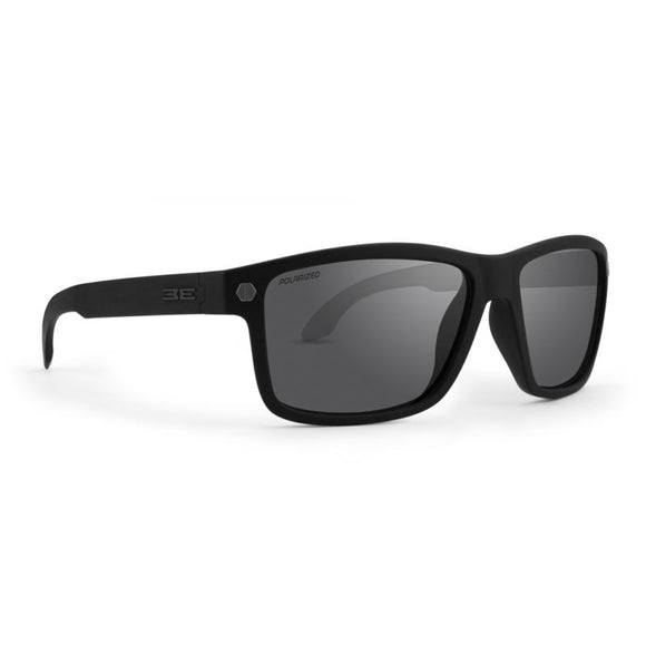 NEW Epoch G.O.A.T. Poloraized Sunglasses Black Frame/ Smoke Lens