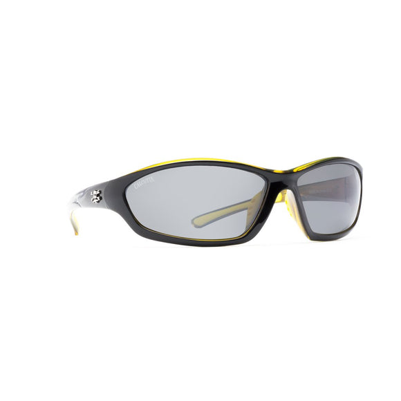 Black and Yellow Frames/ Polarized Grey Lenses