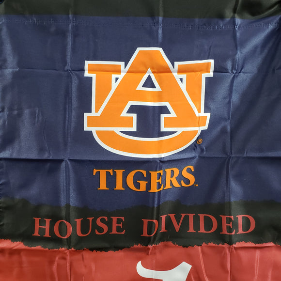 AU vs. AL House Divided Orange/ Blue & Red/White