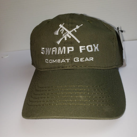 Swamp Fox Combat Gear Hat Army Green