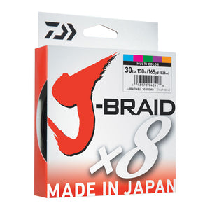 DAIWA J-BRAID X8 165yd