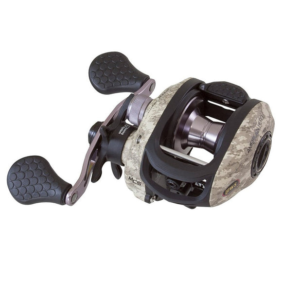 Lew's® American Hero Camo Speed Spool Series 5+1 7.1:1 - Right