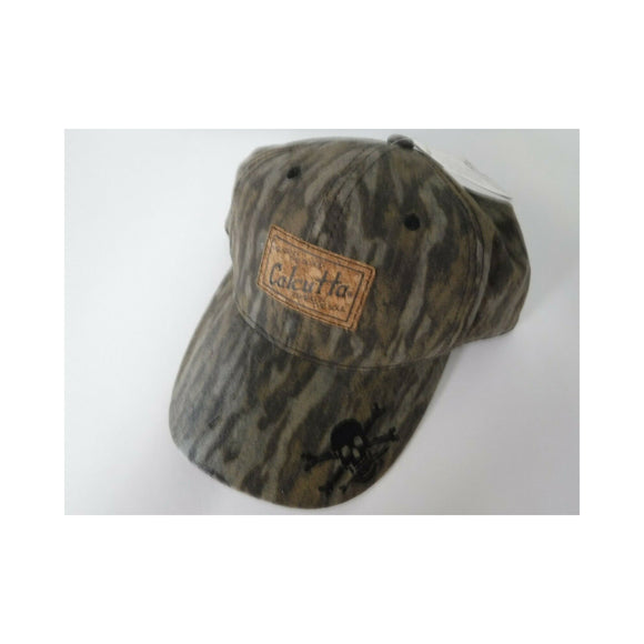 New Authentic Calcutta Hat Camo with PITB Calcutta Logo On Front