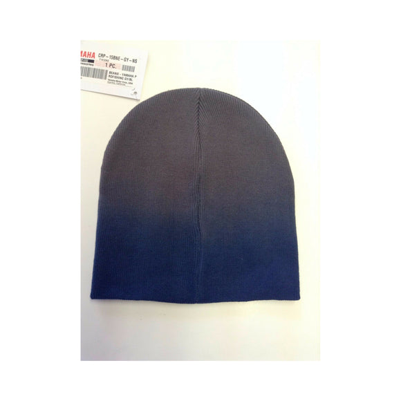 New Authentic Yamaha Beanie  Blue/ Gray Beanie
