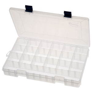 "3620- 11x 7.25 x1.75"" / 4-24 Adjustable Compartments"