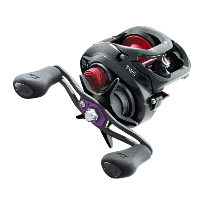 DAIWA TATULA CT BAITCAST REEL, 7 + 1 Left